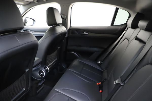 New 2021 Alfa Romeo Stelvio Ti Q4 for sale $55,900 at Bugatti of Greenwich in Greenwich CT 06830 19
