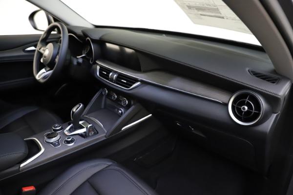 New 2021 Alfa Romeo Stelvio Ti Q4 for sale $55,900 at Bugatti of Greenwich in Greenwich CT 06830 22