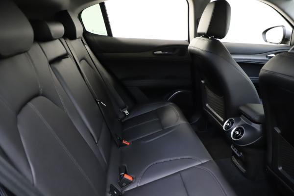 New 2021 Alfa Romeo Stelvio Ti Q4 for sale $55,900 at Bugatti of Greenwich in Greenwich CT 06830 27