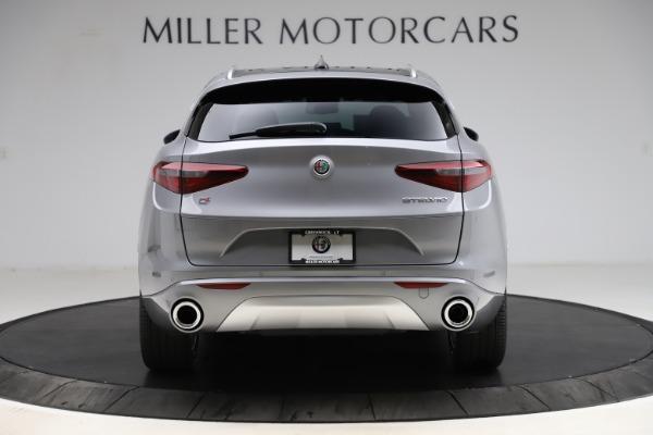 New 2021 Alfa Romeo Stelvio Ti Q4 for sale $55,900 at Bugatti of Greenwich in Greenwich CT 06830 6