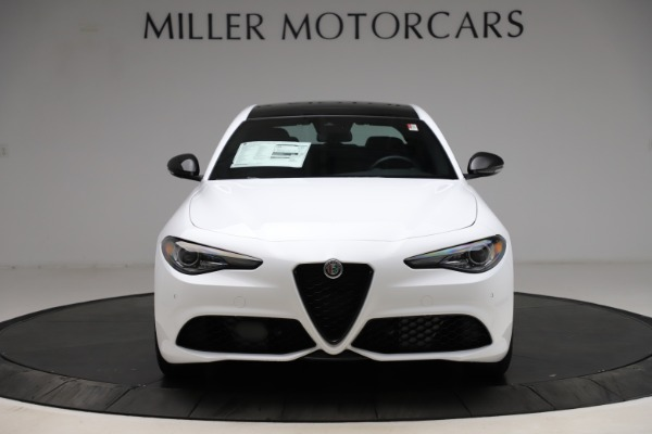 New 2021 Alfa Romeo Giulia Ti Sport for sale $52,940 at Bugatti of Greenwich in Greenwich CT 06830 12