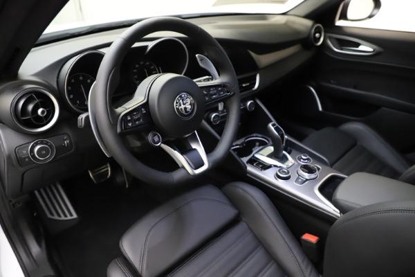 New 2021 Alfa Romeo Giulia Ti Sport for sale $52,940 at Bugatti of Greenwich in Greenwich CT 06830 13