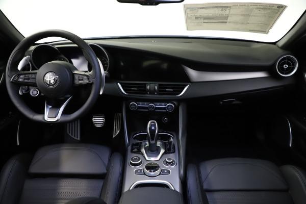 New 2021 Alfa Romeo Giulia Ti Sport for sale $52,940 at Bugatti of Greenwich in Greenwich CT 06830 16