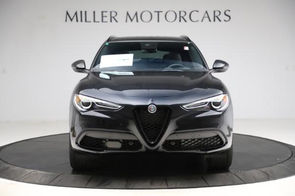 New 2021 Alfa Romeo Stelvio Ti Sport Q4 for sale $56,450 at Bugatti of Greenwich in Greenwich CT 06830 12