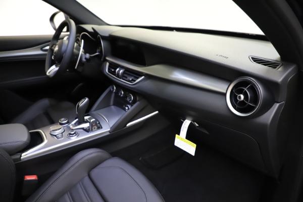 New 2021 Alfa Romeo Stelvio Ti Sport Q4 for sale $56,450 at Bugatti of Greenwich in Greenwich CT 06830 22