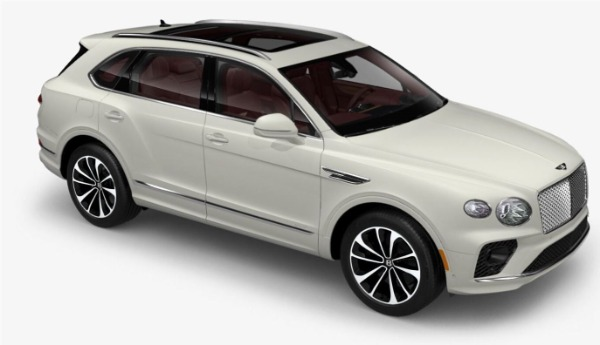 New 2021 Bentley Bentayga Hybrid for sale Call for price at Bugatti of Greenwich in Greenwich CT 06830 5