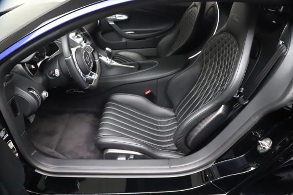 Used 2018 Bugatti Chiron for sale Sold at Bugatti of Greenwich in Greenwich CT 06830 17
