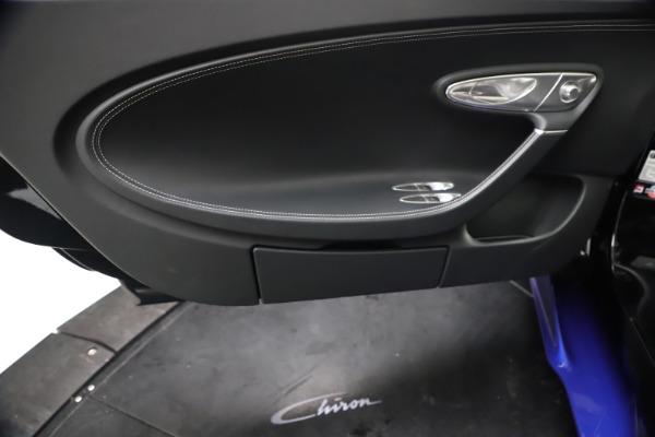 Used 2018 Bugatti Chiron for sale Sold at Bugatti of Greenwich in Greenwich CT 06830 18
