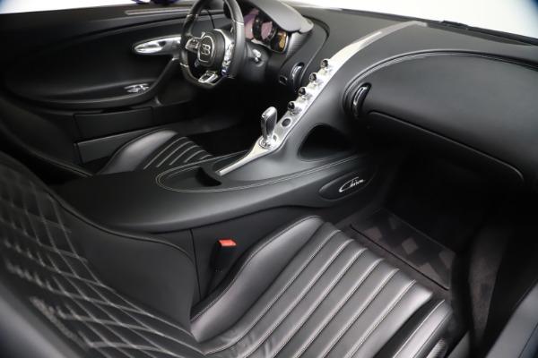 Used 2018 Bugatti Chiron for sale Sold at Bugatti of Greenwich in Greenwich CT 06830 19