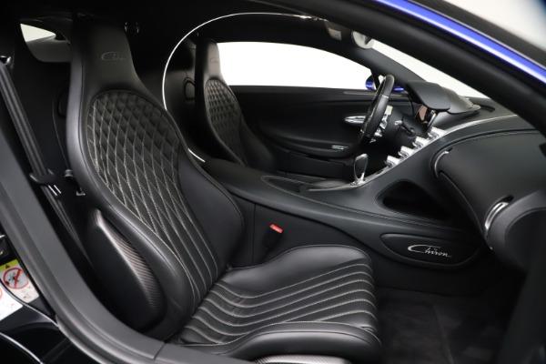 Used 2018 Bugatti Chiron for sale Sold at Bugatti of Greenwich in Greenwich CT 06830 21