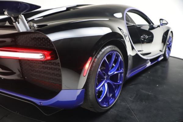 Used 2018 Bugatti Chiron for sale Sold at Bugatti of Greenwich in Greenwich CT 06830 24