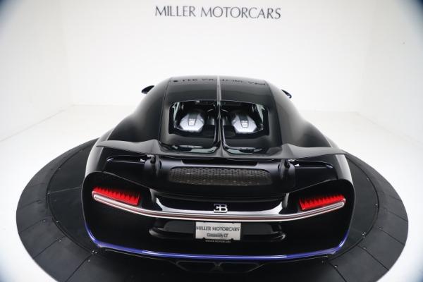 Used 2018 Bugatti Chiron for sale Sold at Bugatti of Greenwich in Greenwich CT 06830 26