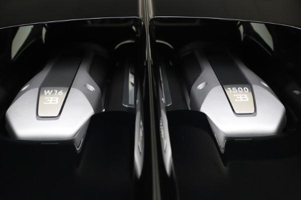 Used 2018 Bugatti Chiron for sale Sold at Bugatti of Greenwich in Greenwich CT 06830 27