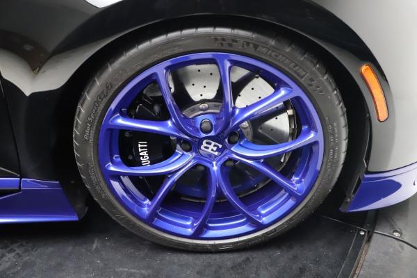 Used 2018 Bugatti Chiron for sale Sold at Bugatti of Greenwich in Greenwich CT 06830 28