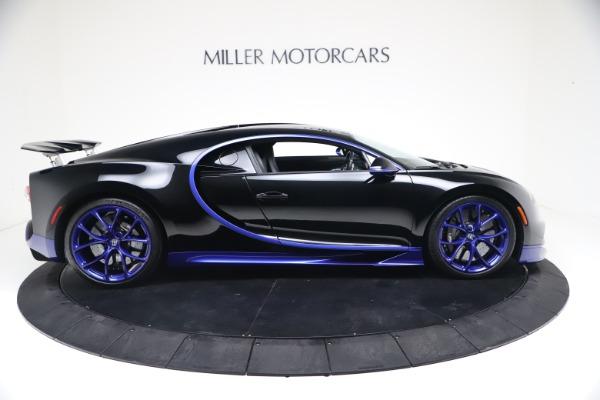 Used 2018 Bugatti Chiron for sale Sold at Bugatti of Greenwich in Greenwich CT 06830 9