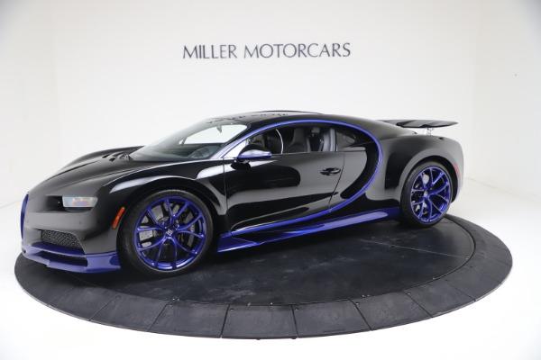Used 2018 Bugatti Chiron for sale Sold at Bugatti of Greenwich in Greenwich CT 06830 1