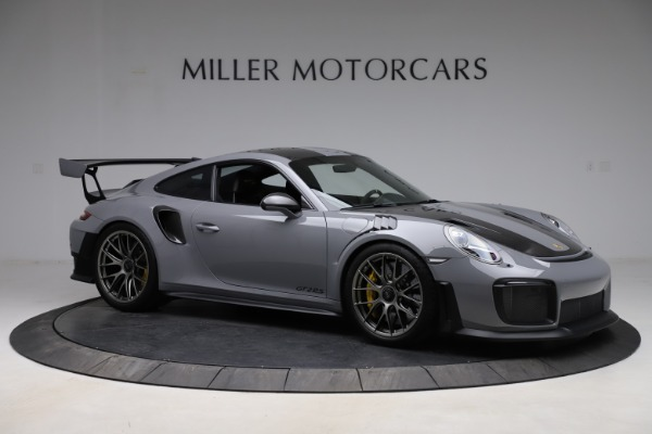Used 2019 Porsche 911 GT2 RS for sale Sold at Bugatti of Greenwich in Greenwich CT 06830 10