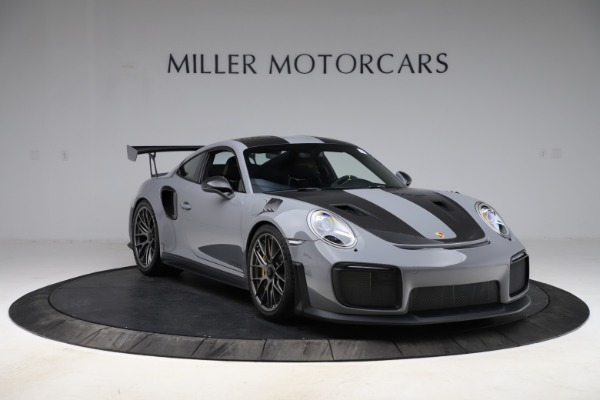 Used 2019 Porsche 911 GT2 RS for sale Sold at Bugatti of Greenwich in Greenwich CT 06830 11