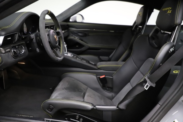 Used 2019 Porsche 911 GT2 RS for sale Sold at Bugatti of Greenwich in Greenwich CT 06830 14