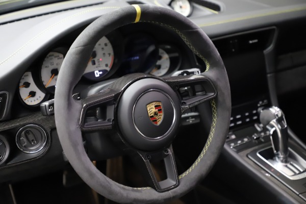 Used 2019 Porsche 911 GT2 RS for sale Sold at Bugatti of Greenwich in Greenwich CT 06830 17