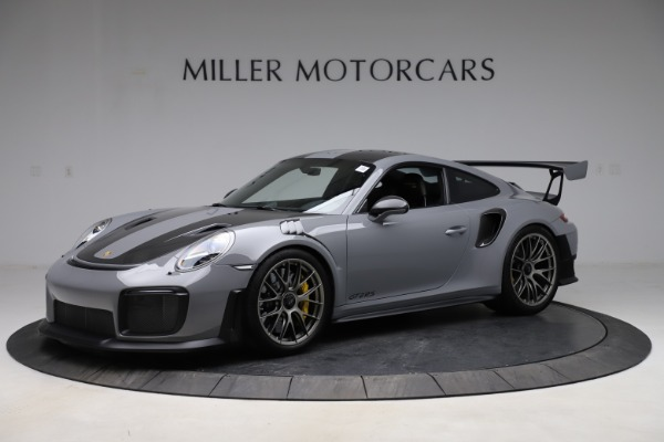 Used 2019 Porsche 911 GT2 RS for sale Sold at Bugatti of Greenwich in Greenwich CT 06830 2