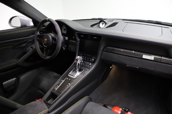 Used 2019 Porsche 911 GT2 RS for sale Sold at Bugatti of Greenwich in Greenwich CT 06830 21