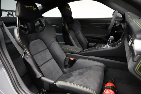 Used 2019 Porsche 911 GT2 RS for sale Sold at Bugatti of Greenwich in Greenwich CT 06830 23