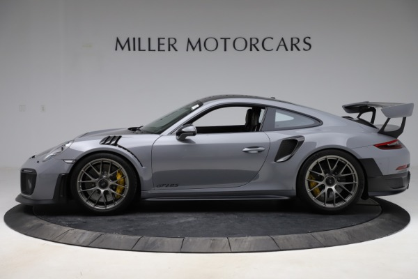 Used 2019 Porsche 911 GT2 RS for sale Sold at Bugatti of Greenwich in Greenwich CT 06830 3
