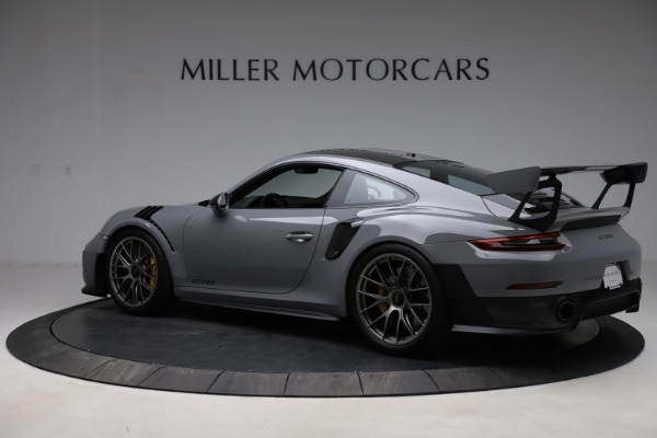 Used 2019 Porsche 911 GT2 RS for sale Sold at Bugatti of Greenwich in Greenwich CT 06830 4