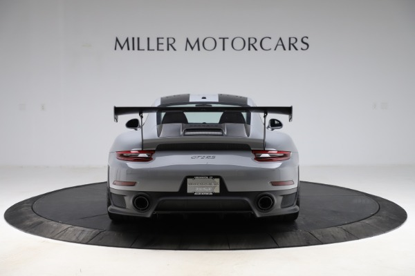 Used 2019 Porsche 911 GT2 RS for sale Sold at Bugatti of Greenwich in Greenwich CT 06830 6