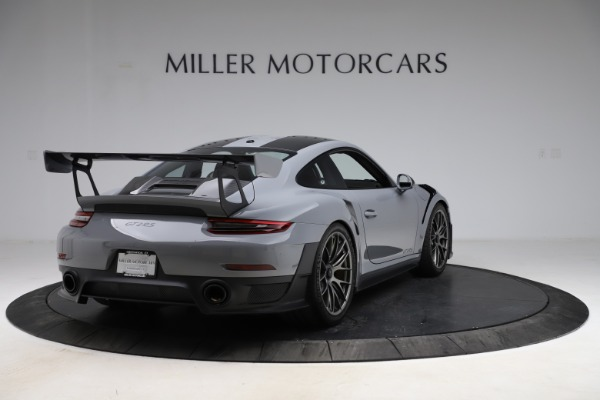 Used 2019 Porsche 911 GT2 RS for sale Sold at Bugatti of Greenwich in Greenwich CT 06830 7
