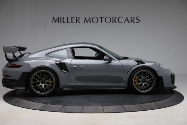Used 2019 Porsche 911 GT2 RS for sale Sold at Bugatti of Greenwich in Greenwich CT 06830 9