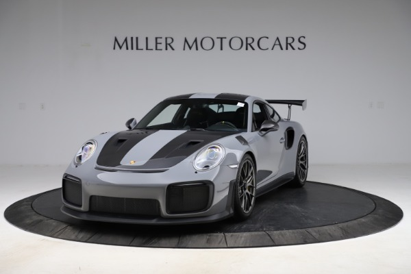 Used 2019 Porsche 911 GT2 RS for sale Sold at Bugatti of Greenwich in Greenwich CT 06830 1
