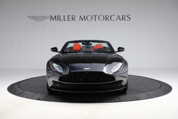 Used 2019 Aston Martin DB11 Volante for sale $204,900 at Bugatti of Greenwich in Greenwich CT 06830 11