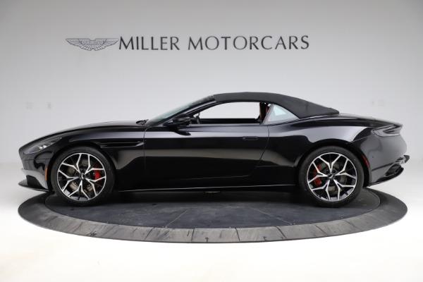 Used 2019 Aston Martin DB11 Volante for sale $204,900 at Bugatti of Greenwich in Greenwich CT 06830 24