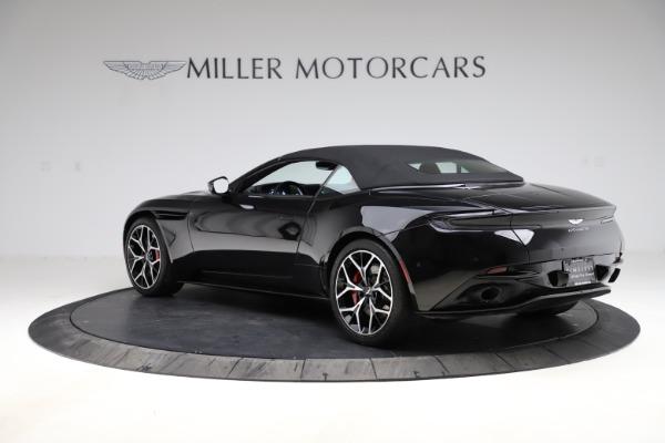 Used 2019 Aston Martin DB11 Volante for sale $204,900 at Bugatti of Greenwich in Greenwich CT 06830 25