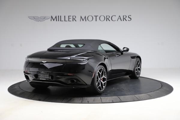 Used 2019 Aston Martin DB11 Volante for sale $204,900 at Bugatti of Greenwich in Greenwich CT 06830 26