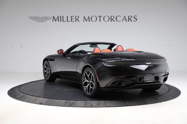 Used 2019 Aston Martin DB11 Volante for sale $204,900 at Bugatti of Greenwich in Greenwich CT 06830 4