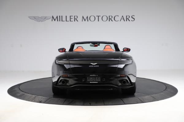 Used 2019 Aston Martin DB11 Volante for sale $204,900 at Bugatti of Greenwich in Greenwich CT 06830 5