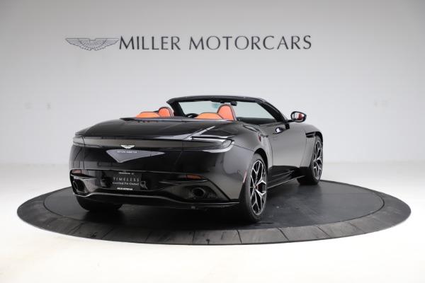 Used 2019 Aston Martin DB11 Volante for sale Sold at Bugatti of Greenwich in Greenwich CT 06830 6