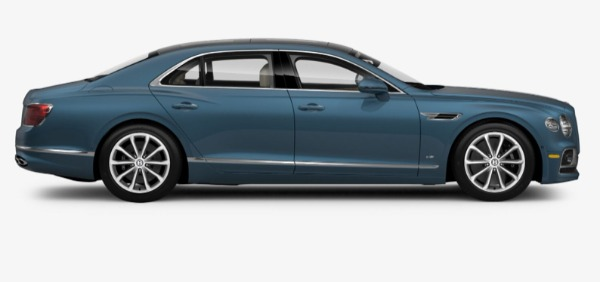 New 2021 Bentley Flying Spur V8 for sale $226,725 at Bugatti of Greenwich in Greenwich CT 06830 2