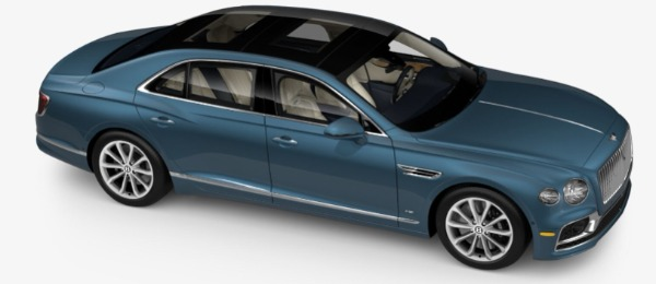 New 2021 Bentley Flying Spur V8 for sale $226,725 at Bugatti of Greenwich in Greenwich CT 06830 5