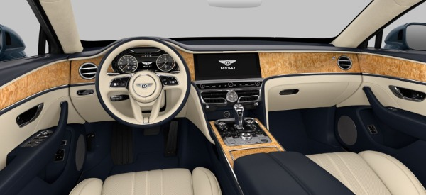 New 2021 Bentley Flying Spur V8 for sale $226,725 at Bugatti of Greenwich in Greenwich CT 06830 6