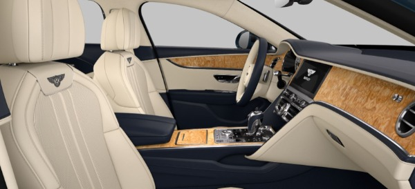 New 2021 Bentley Flying Spur V8 for sale $226,725 at Bugatti of Greenwich in Greenwich CT 06830 7