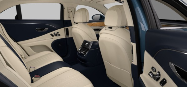 New 2021 Bentley Flying Spur V8 for sale $226,725 at Bugatti of Greenwich in Greenwich CT 06830 8