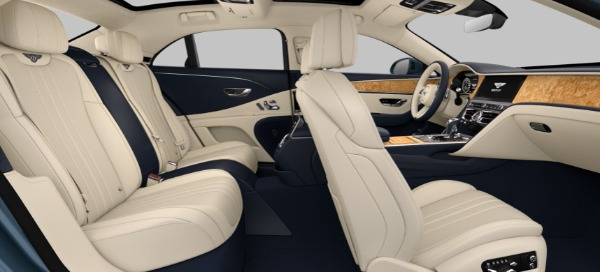 New 2021 Bentley Flying Spur V8 for sale $226,725 at Bugatti of Greenwich in Greenwich CT 06830 9