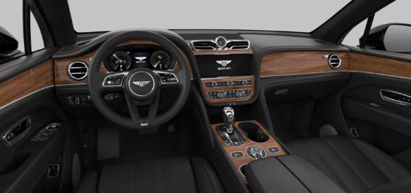 New 2021 Bentley Bentayga Hybrid V6 for sale $204,055 at Bugatti of Greenwich in Greenwich CT 06830 10
