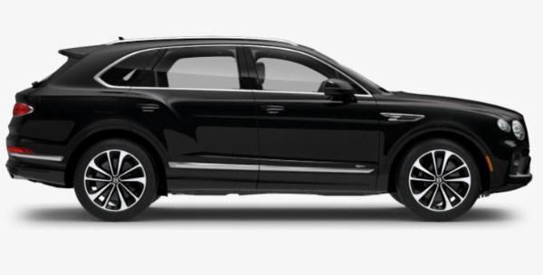 New 2021 Bentley Bentayga Hybrid V6 for sale $204,055 at Bugatti of Greenwich in Greenwich CT 06830 3