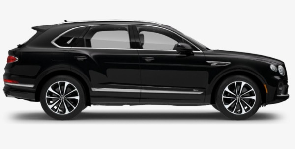 New 2021 Bentley Bentayga Hybrid for sale Call for price at Bugatti of Greenwich in Greenwich CT 06830 3