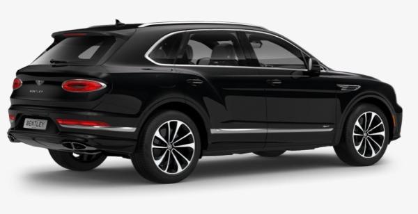 New 2021 Bentley Bentayga Hybrid V6 for sale $204,055 at Bugatti of Greenwich in Greenwich CT 06830 5